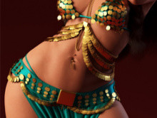 Arabian Nights Belly Dance Show – January 25th, 2015